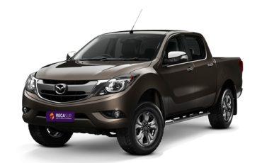 Mazda BT50 4×4 Diesel o similar (Pta. Arenas)